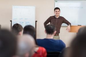 Пикап тренинг в Новосибирске